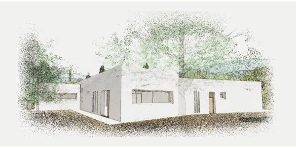 Terravita construye la primera vivenda Passivhaus en Ibiza